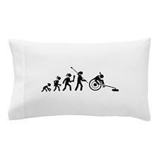 Wheelchair Curling Pillow Case