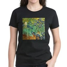 Irises by Van Gogh T-Shirt