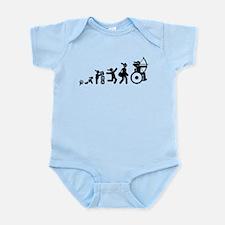 Wheelchair Archery Infant Bodysuit