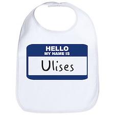 Hello: Ulises Bib