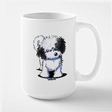 B/W Havanese Cutie Mug
