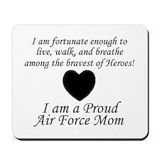 AF Mom Fortunate Mousepad