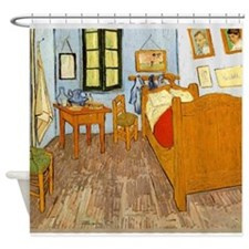 Chambre in Arles Shower Curtain