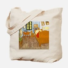 Chambre in Arles Tote Bag