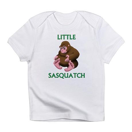 LITTLE SASQUATCH Infant T-Shirt
