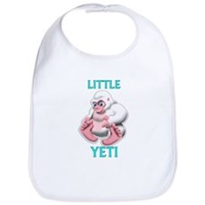 littl yeti shadow Bib