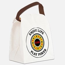 poker3.png Canvas Lunch Bag