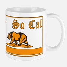 so cal bear orange Mug