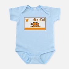 so cal bear orange Body Suit
