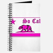 so cal bear pink Journal