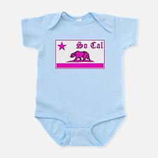 so cal bear pink Body Suit