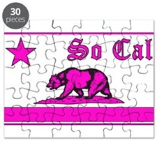 so cal bear pink Puzzle