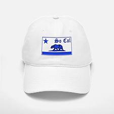 so cal bear blue Baseball Baseball Baseball Cap