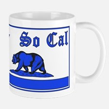 so cal bear blue Mug