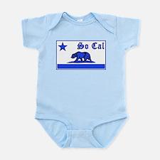 so cal bear blue Body Suit