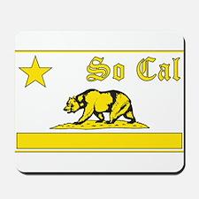 so cal bear yellow Mousepad