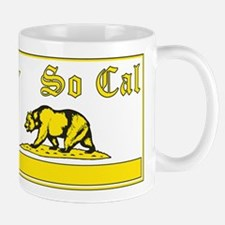 so cal bear yellow Mug