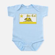 so cal bear yellow Body Suit