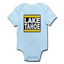 lake tahoe yellow Body Suit