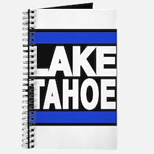lake tahoe blue Journal