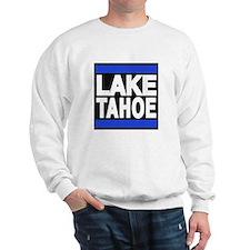 lake tahoe blue Sweatshirt