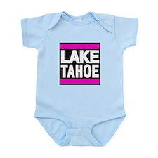 lake tahoe pink Body Suit