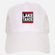 lake tahoe red Baseball Baseball Baseball Cap