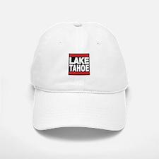 lake tahoe red Baseball Baseball Baseball Cap