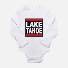lake tahoe red Body Suit