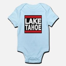 lake tahoe red Body Suit