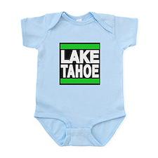 lake tahoe green Body Suit