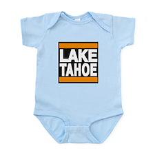 lake tahoe orange Body Suit