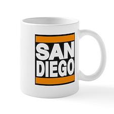 sandiego orange Mug