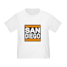 sandiego orange T-Shirt