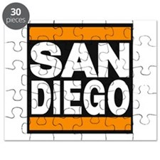 sandiego orange Puzzle