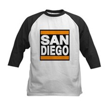 sandiego orange Baseball Jersey