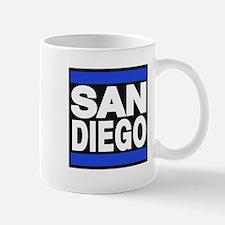 sandiego blue Mug