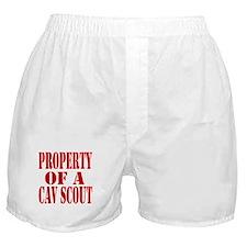 Funny Cavs Boxer Shorts