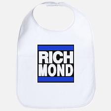 richmond blue Bib