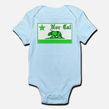 nor cal bear green Body Suit