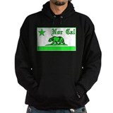 Northern california Hoodie (dark)