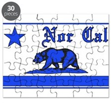 nor cal bear blue Puzzle