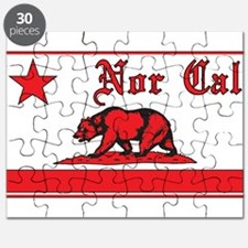 nor cal bear red Puzzle