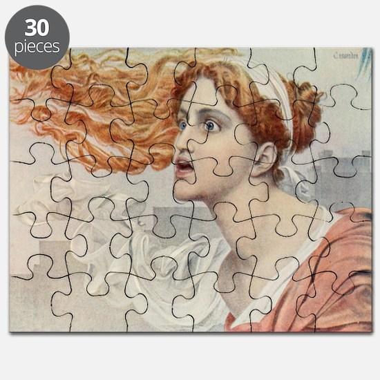 Cute Kassandra Puzzle
