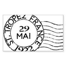 St. Tropez France Decal