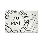 St. Tropez France Rectangle Magnet (100 pack)