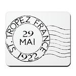 St. Tropez France Mousepad