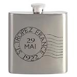 St. Tropez France Flask