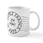 St. Tropez France Mug
