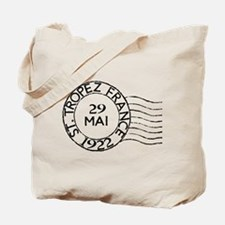 St. Tropez France Tote Bag